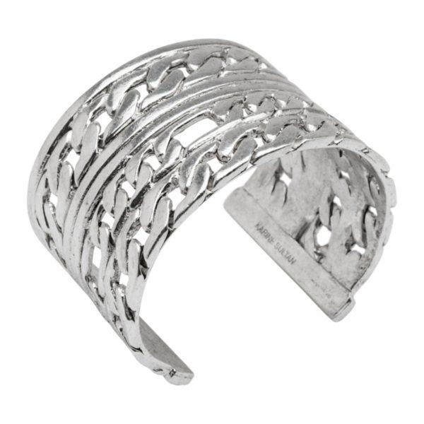 B58086.40 Bracelet argenté au 925 Sterling