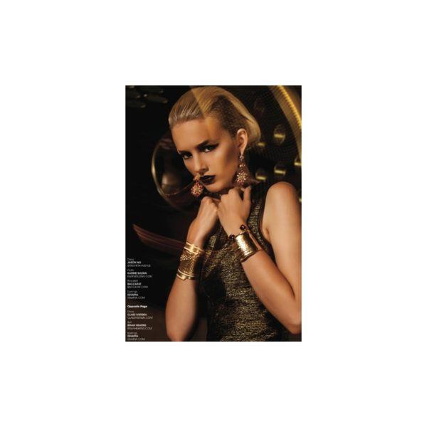 Featured in Bella NYC Magazine