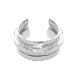 R63171.20 - Matte silver ring