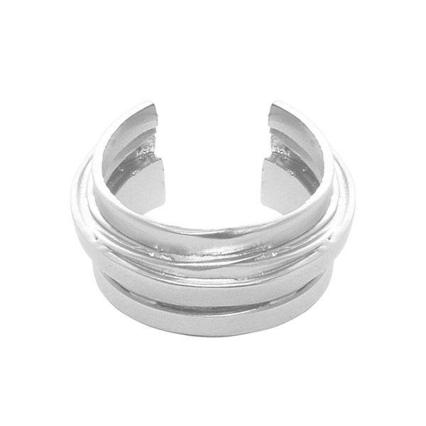 R63171.20 - Matte silver ring