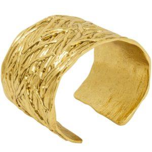 B64007.30 - Bracelet étain doré à l'or fin 24 Carats