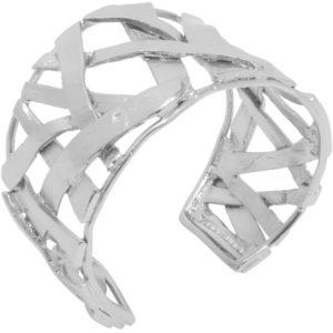 B64010.40 - Bracelet étain argenté aux 925 Sterling