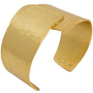 B64068.30 - Bracelet élégant dans le ton doré antique