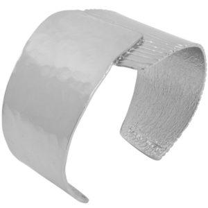 B64068.40 - Bracelet élégant argenté aux 925 Sterling
