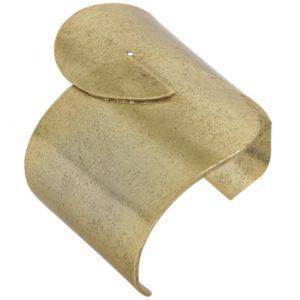 B66007.30 - Bracelet doré à l'or fin de style antique