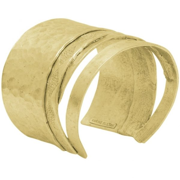 B66016.40 - Bracelet argenté avec 3 niveaux de finition