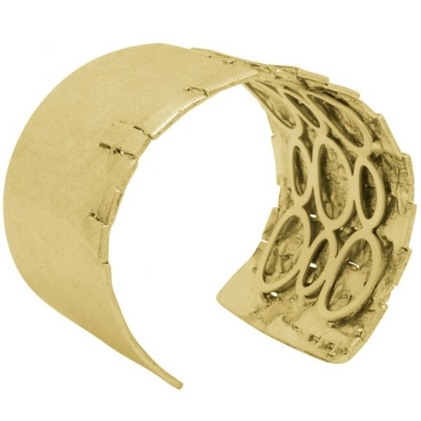 B66001.30 - Bracelet doré Karine Sultan Original