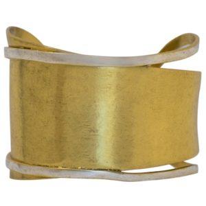 B67074.01 - Bracelet doré et argenté