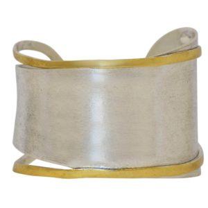 B67074.02 - Bracelet argenté et doré