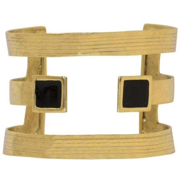 B67079.33 - Brassard moderne doré