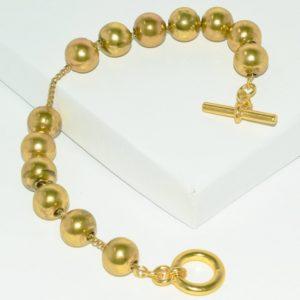 B80084.10 - Bracelet doré à l'or fin 24 Carats