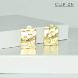 E50961.10 - Boucles d'oreilles doré